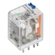 7760056068 DRM Series Relay 2CO 12VDC LED & Test