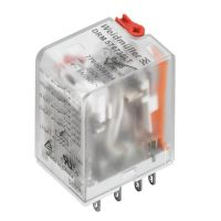 7760056101 DRM Series Relay 4CO 24VAC LED & Test
