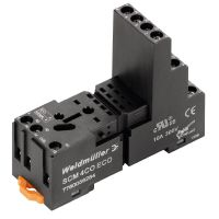 7760056264 SCM 4CO DRM Series Relay Base Screw Connection