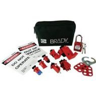 Mini Lockout Pouch For Electricans 848284