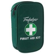 Vehicle & Low Risk First Aid Kit With Soft Case - Green 856603