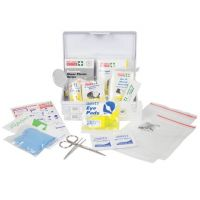 Vehicle & Low Risk First Aid Kit With Hard Case 856656