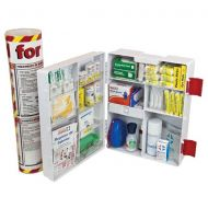 Burns First Aid Kit Wall Mount 873858