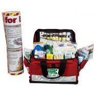 Burns First Aid Kit Portable 873859