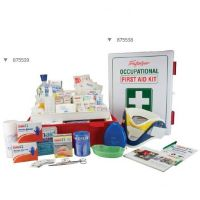 Mining First Aid Kit - Large Wallmount ABS Plastic Case 875538