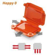 Happy Line 0 - Orange - 41 x 28 x19 - Qty 4