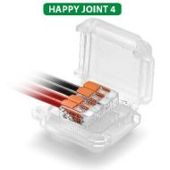 Happy Joint 4 - 2 Through / In / Out - 45 x 37 x 24 - Qty 2