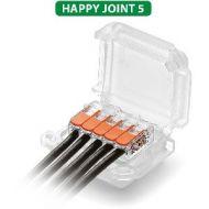 Happy Joint 5 - 2 Through / 3 Branch - 45 x 37 x 24 - Qty 2