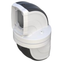 IP-045-500 Support Arm Rotating Double 90° Elbow LD