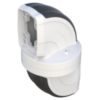 IP-060-500 Support Arm Rotating Double 90° Elbow MD