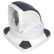 IP-060-600 Support Arm Rotating Top Mount 90° Elbow MD