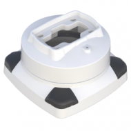 IP-060-610 Support Arm Rotating Top Mount Vertical Outlet MD
