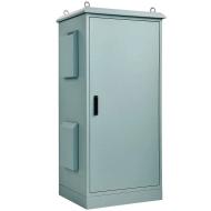 IP-1077562-T33 18RU Ventilated Field Cabinet IP55 Steel