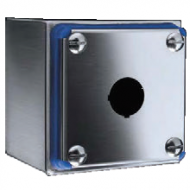 IP-HPB1 IP69K Pushbutton Enclosure Stainless Steel