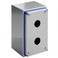 IP-HPB2 IP69K Pushbutton Enclosure Stainless Steel