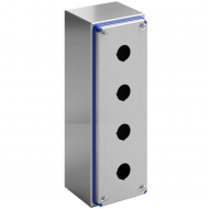 IP-HPB4 IP69K Pushbutton Enclosure Stainless Steel