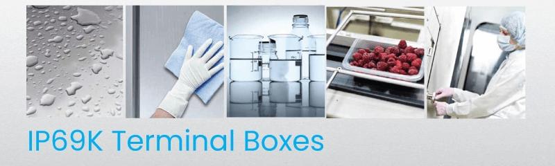 IP69K Terminal Boxes