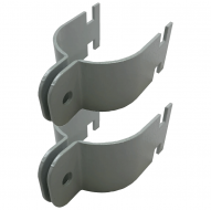 IP-PMC114 Pole Mount Clamp Steel Powder Coated