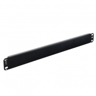 """IP-SDCOVER1 1RU 19"""" Rack Mounted Cover Panel"""
