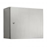 IP-SSL304015 Single Door Stainless Steel IP66 Electrical Enclosure