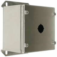 IP-SSPB1 Pushbutton Enclosure Stainless Steel
