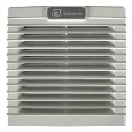 IP-V1112 Filter Fan 12VDC 26 m³/h 114 x 114 x 60 mm