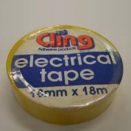 PVC Insulation Tape - Yellow