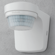 THEB-1010505 theLuxa S180 WH Motion Detector