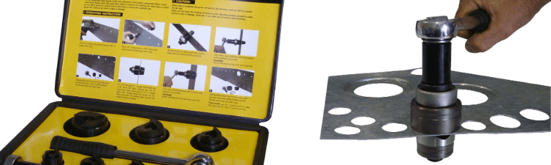 Stainelec Hole Punches